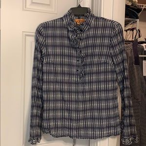 Tory Burch long sleeve shirt
